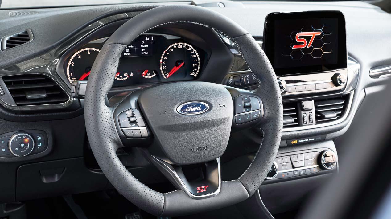 El Ford Fiesta ST ahora con un 1.5 tricilíndrico de 200 CV