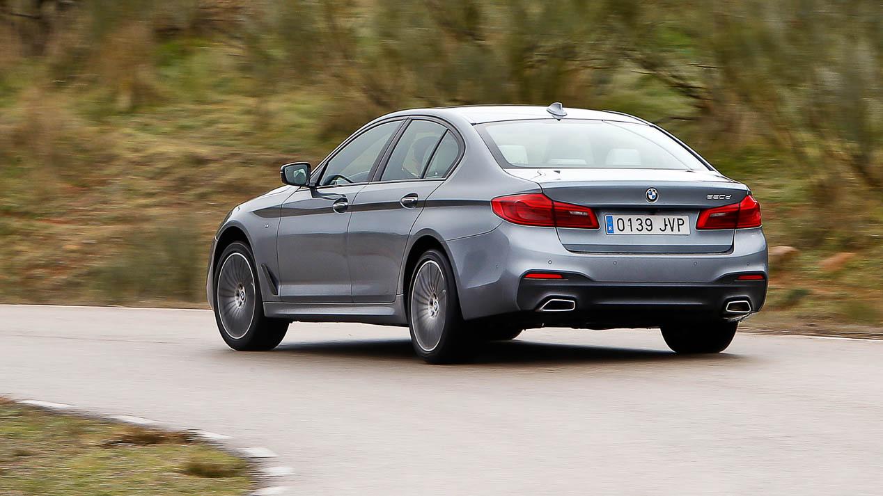 El nuevo BMW 520d, a prueba: todas sus mediciones
