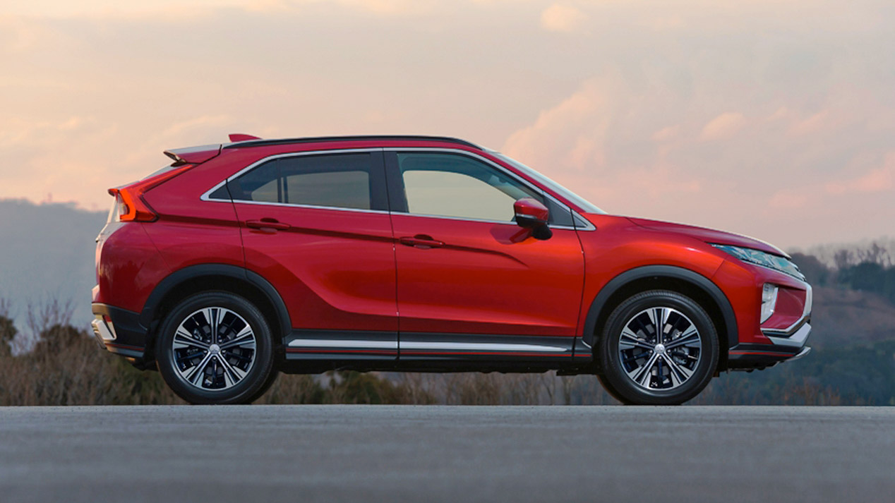 Mitsubishi Eclipse Cross, con cuerpo de atleta y espíritu familiar