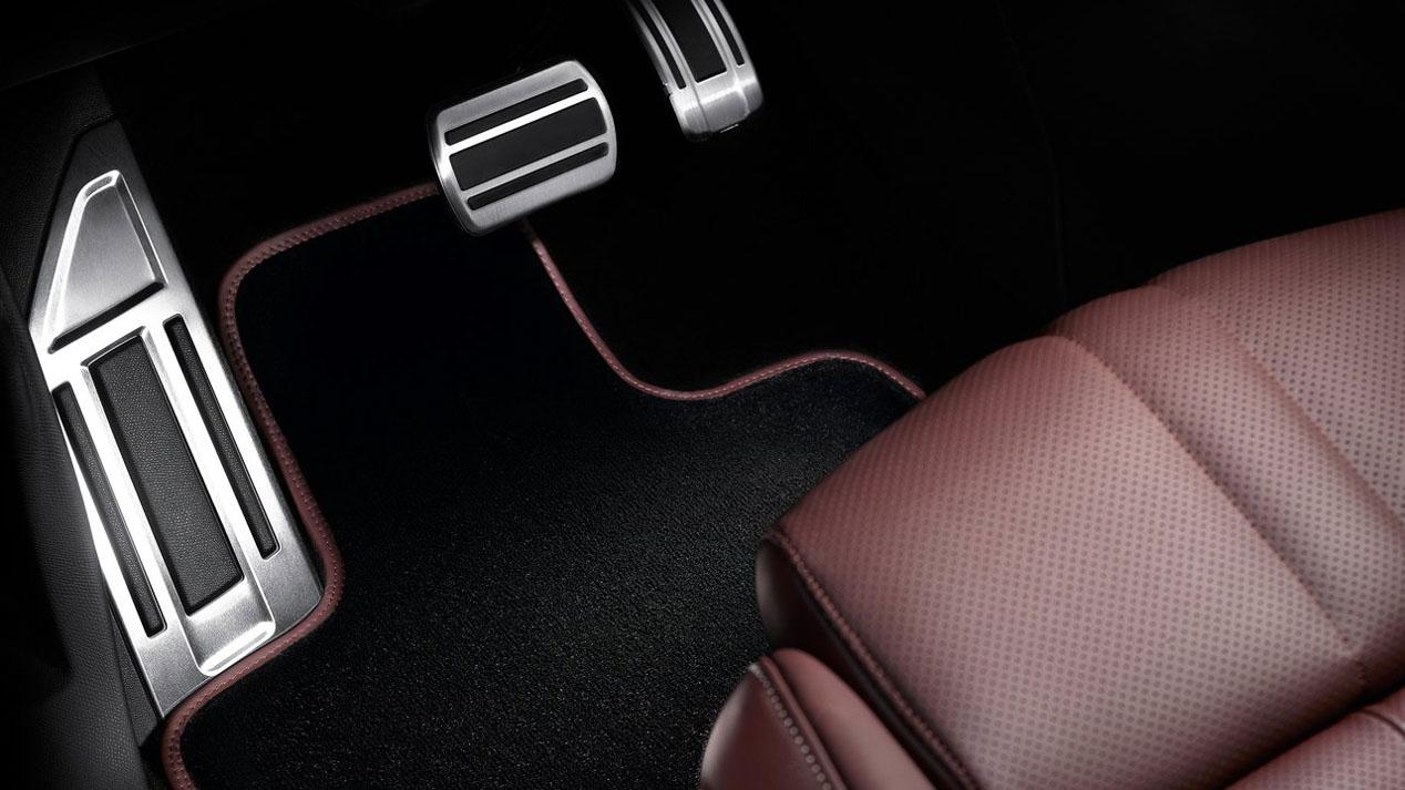 DS 7 Crossback, el SUV de DS, en imágenes