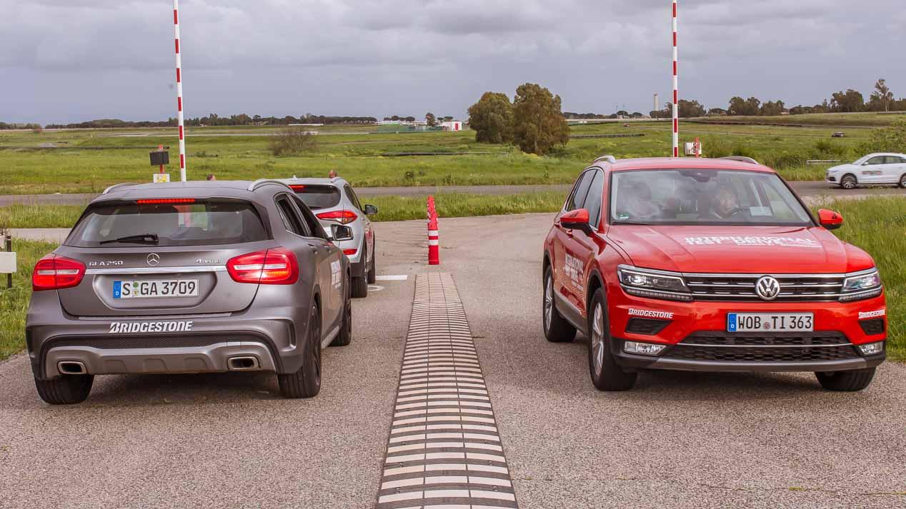 Los SUV y coches más vendidos en febrero de 2017