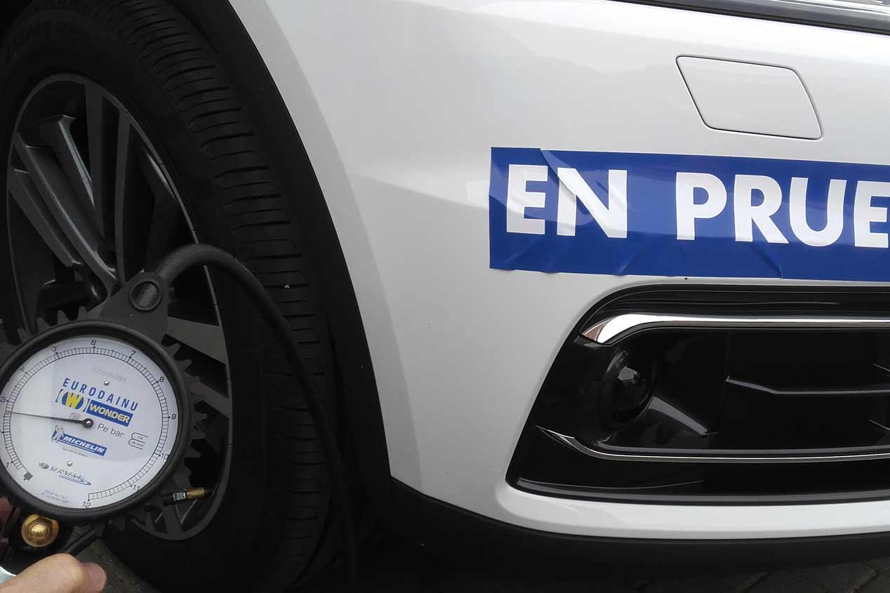 Audi Q5 2.0 TDI 190 CV quattro, fotos de nuestra prueba