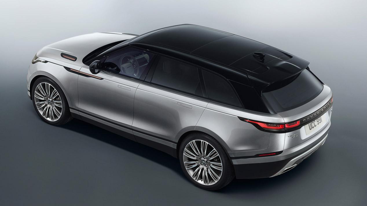 Range Rover Velar: el nuevo SUV rival del Porsche Macan
