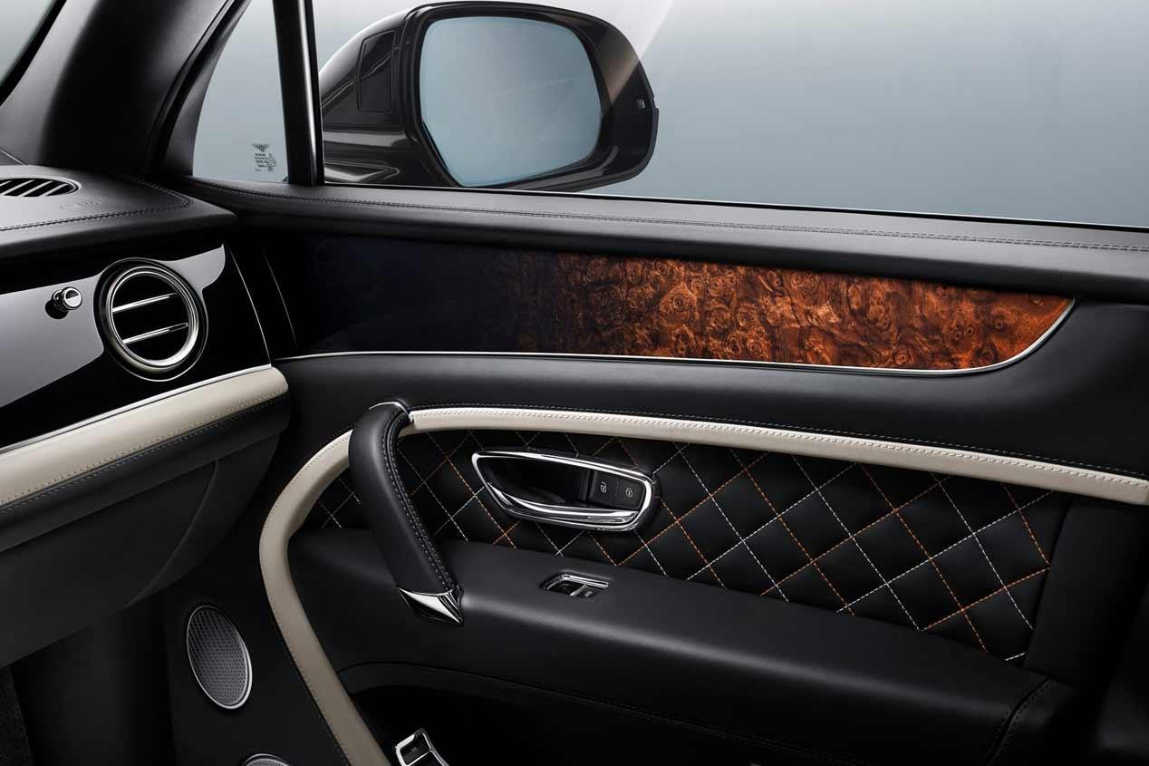 Bentley Bentayga Mulliner, las fotos del SUV más lujoso del momento