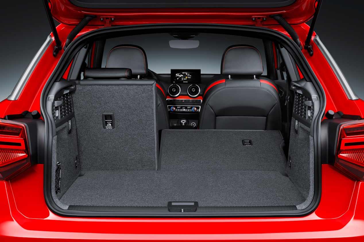 Audi Q2 1.0 TFSI 116 CV, sus mejores fotos