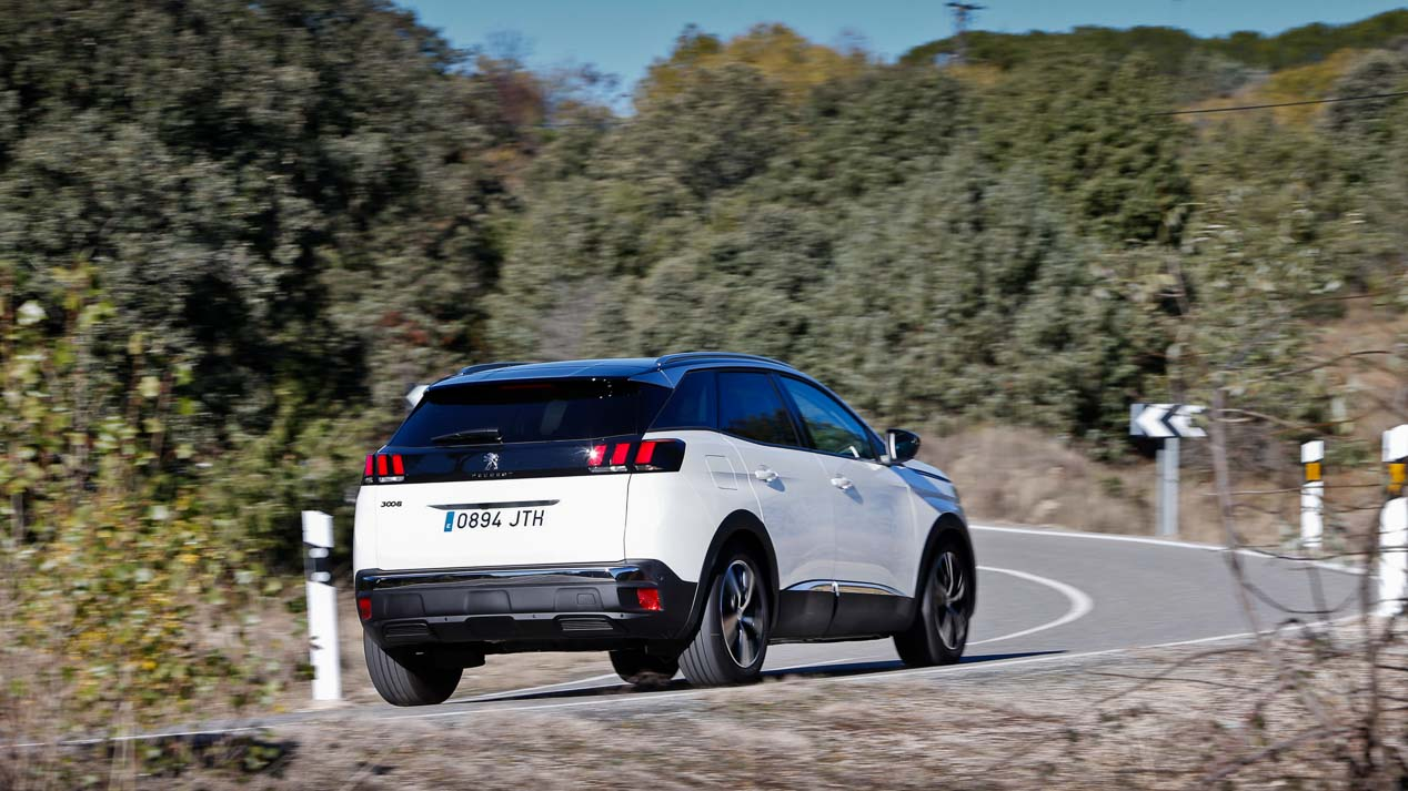 El Peugeot 3008, Car of the Year 2017