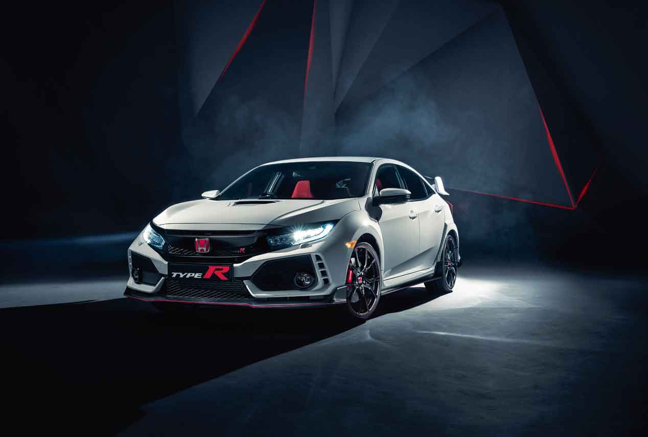 El nuevo Honda Civic Type R 2017, en imágenes