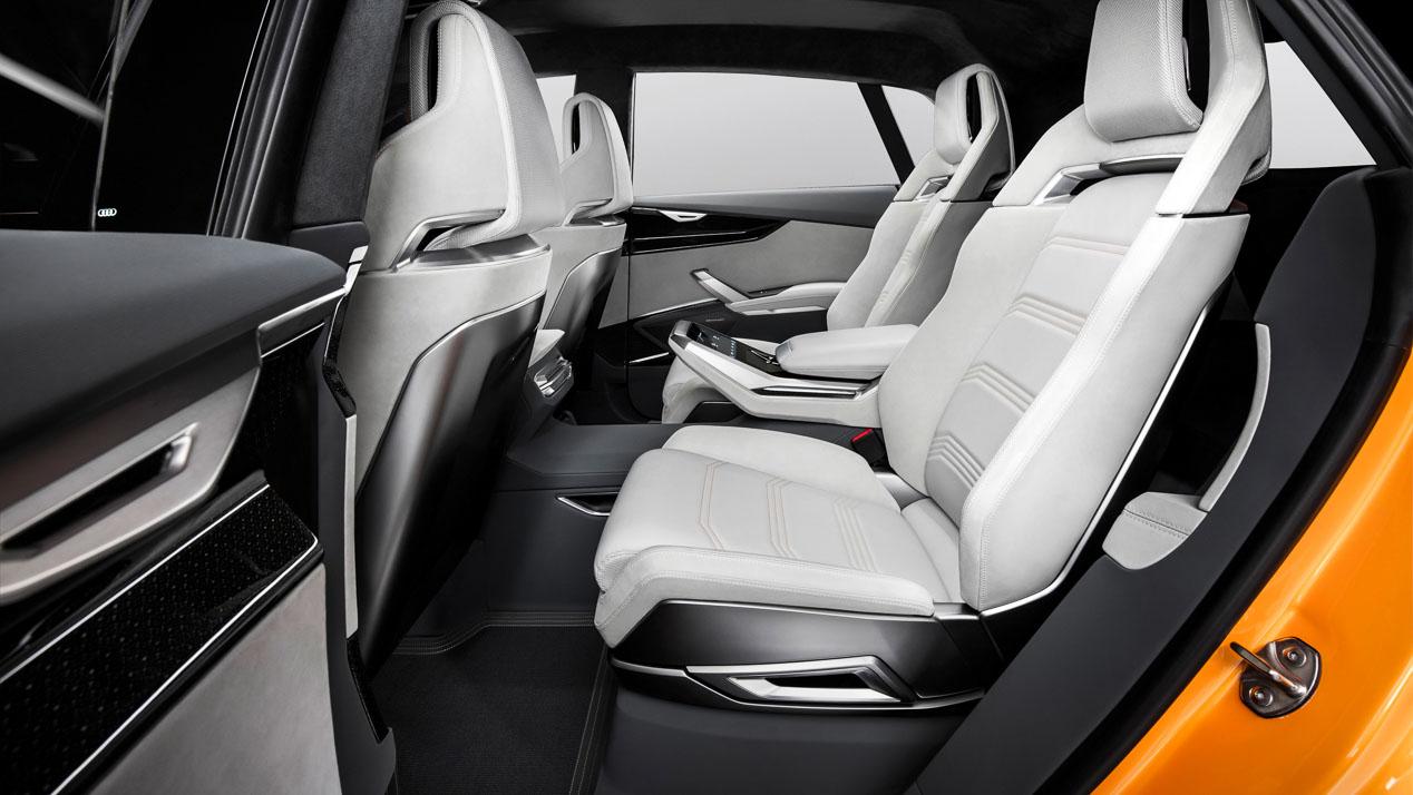 Audi nos muestra su futuro SQ8 con el Q8 Sport Concept