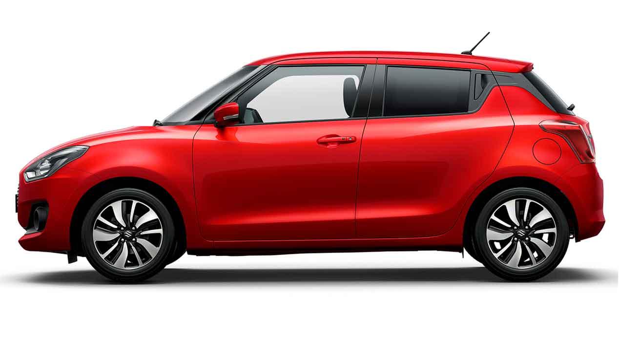 Suzuki Swift, fiel a su ADN con nuevo diseño