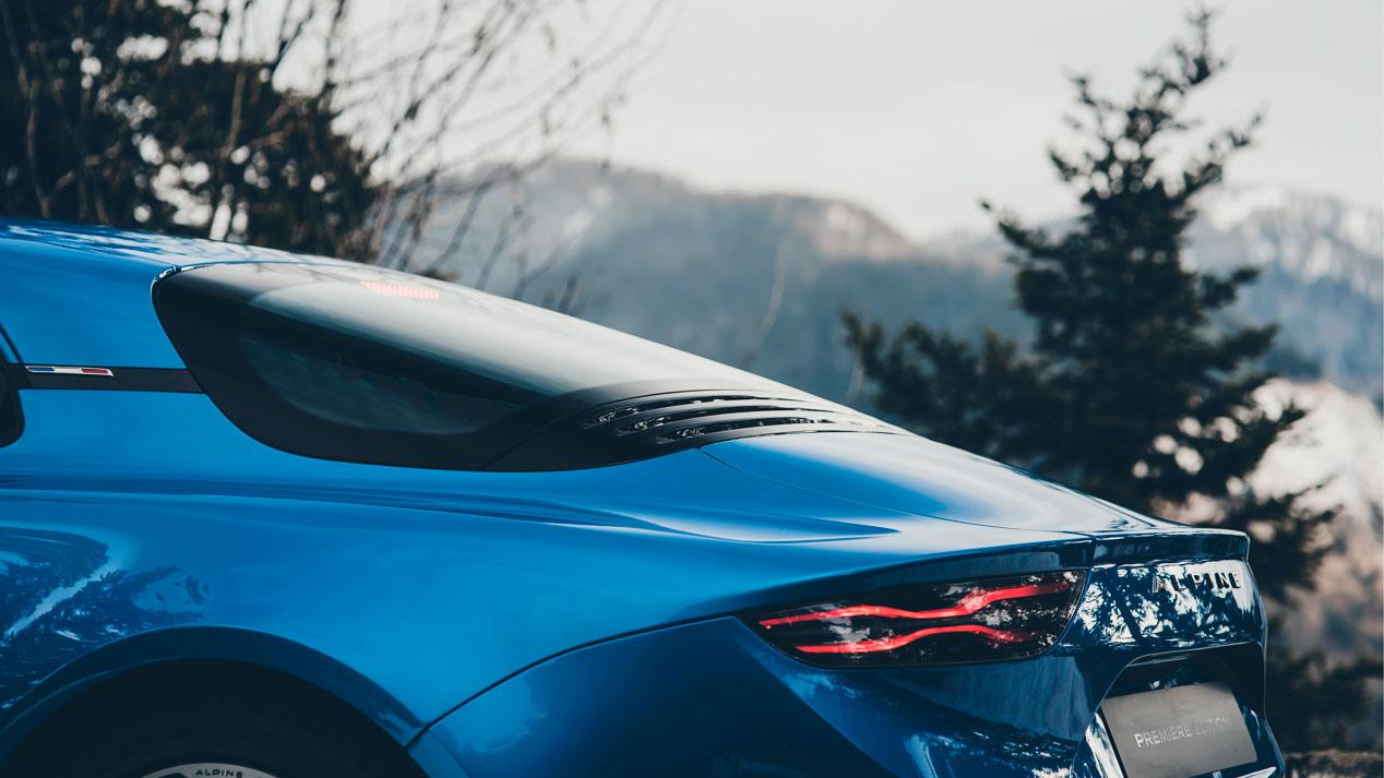 Así es el Alpine A110, el retorno del deportivo ligero francés