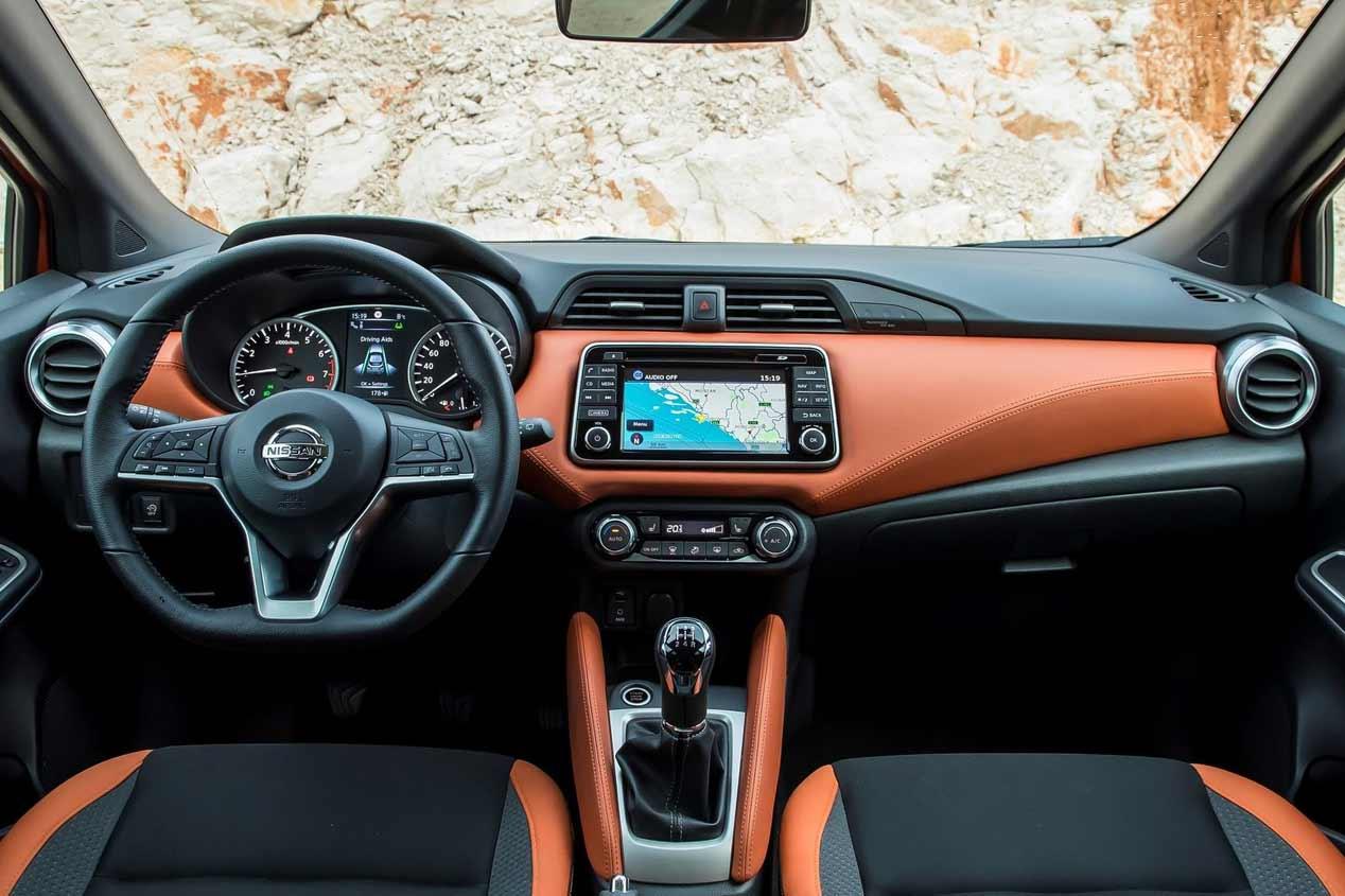 Nissan Micra BOSE Personal Edition, en fotos