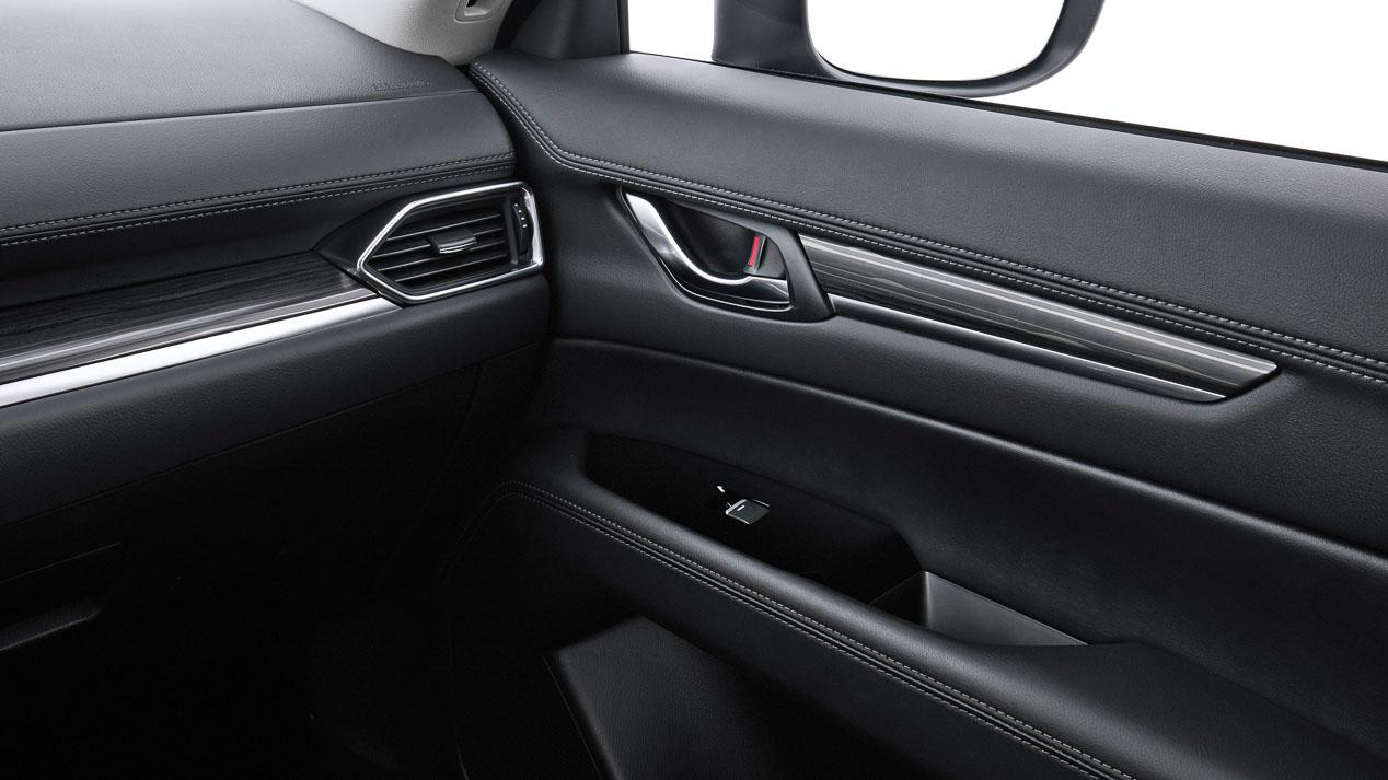 Mazda ha presentado la gama europea del nuevo Mazda CX-5 en el Salón de Ginebra 2017