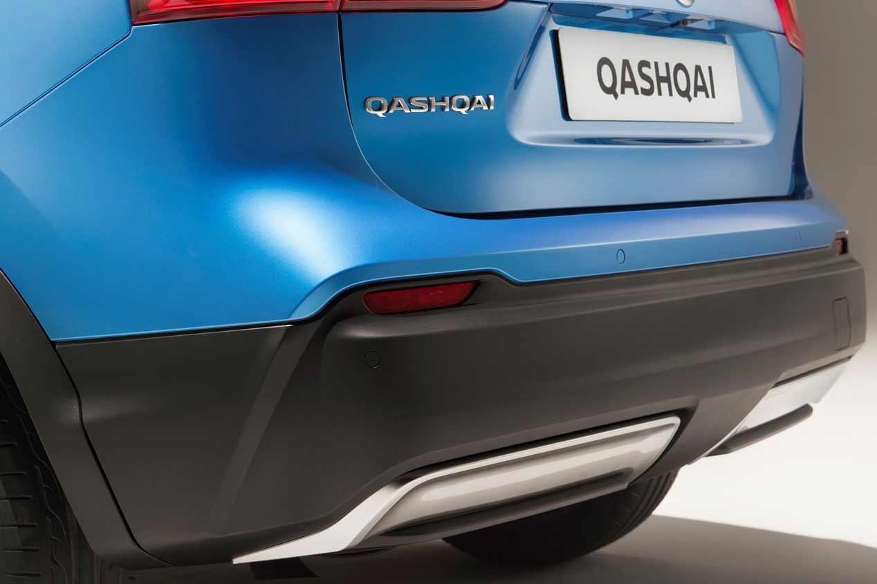 Así es el nuevo Nissan Qashqai 2017