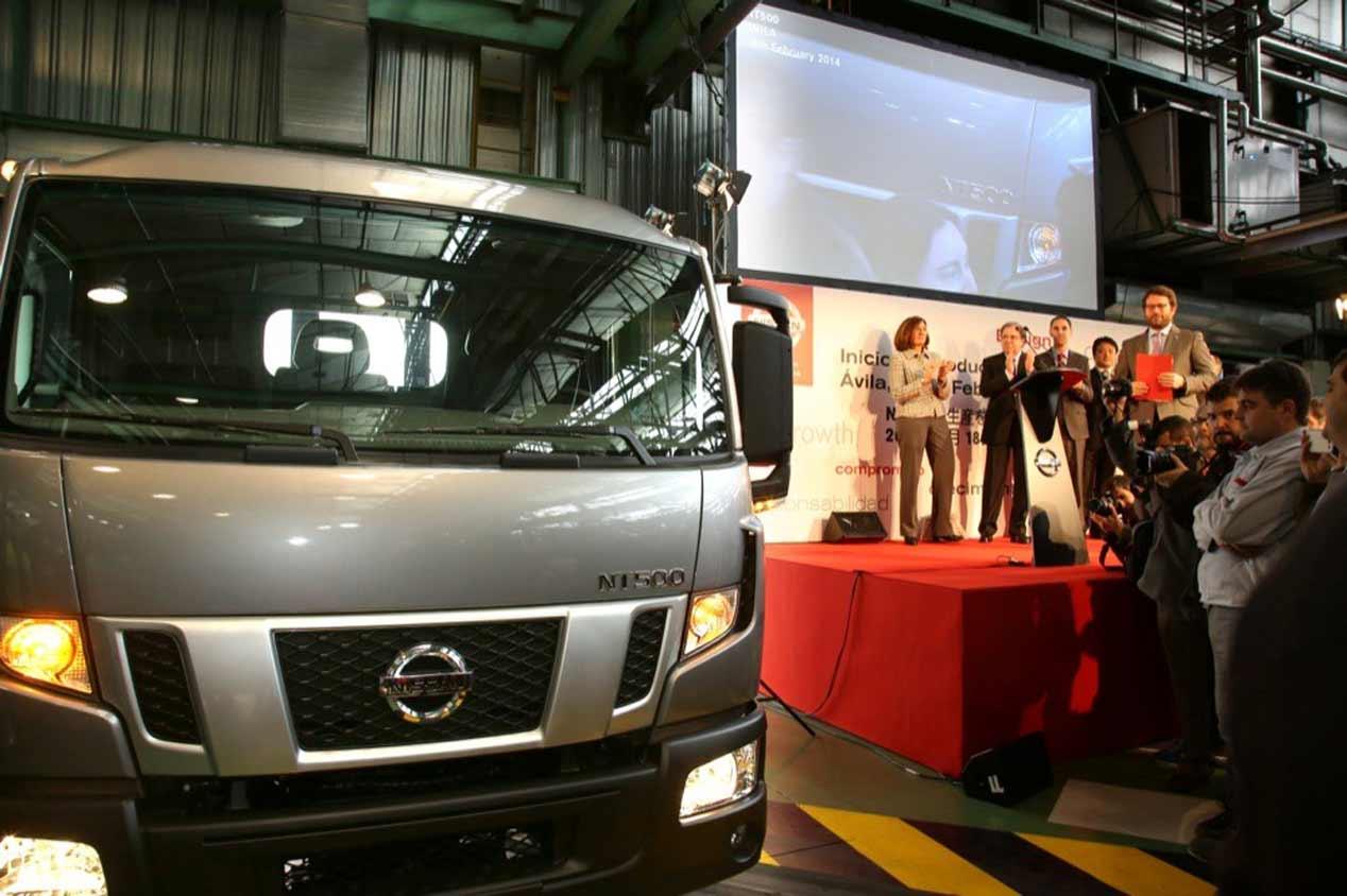 Futuro incierto para la fábrica de Renault-NIssan en Ávila