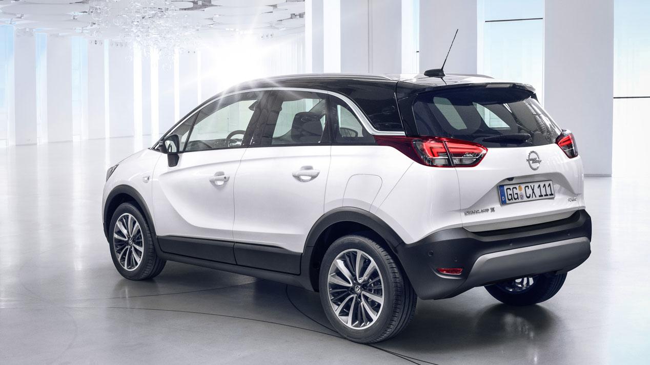 El Opel Crossland X desde 16.850 € en Alemania