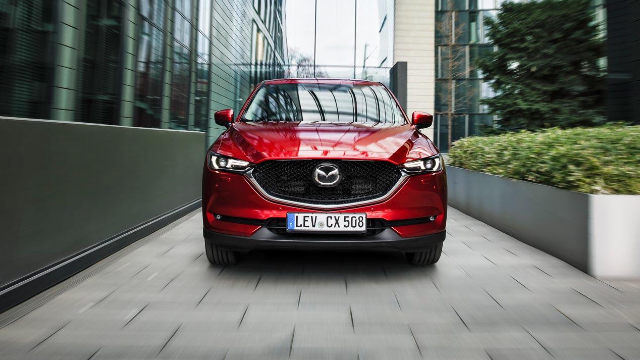 Confirmado: el Mazda CX-5 2017 no tendrá 7 plazas