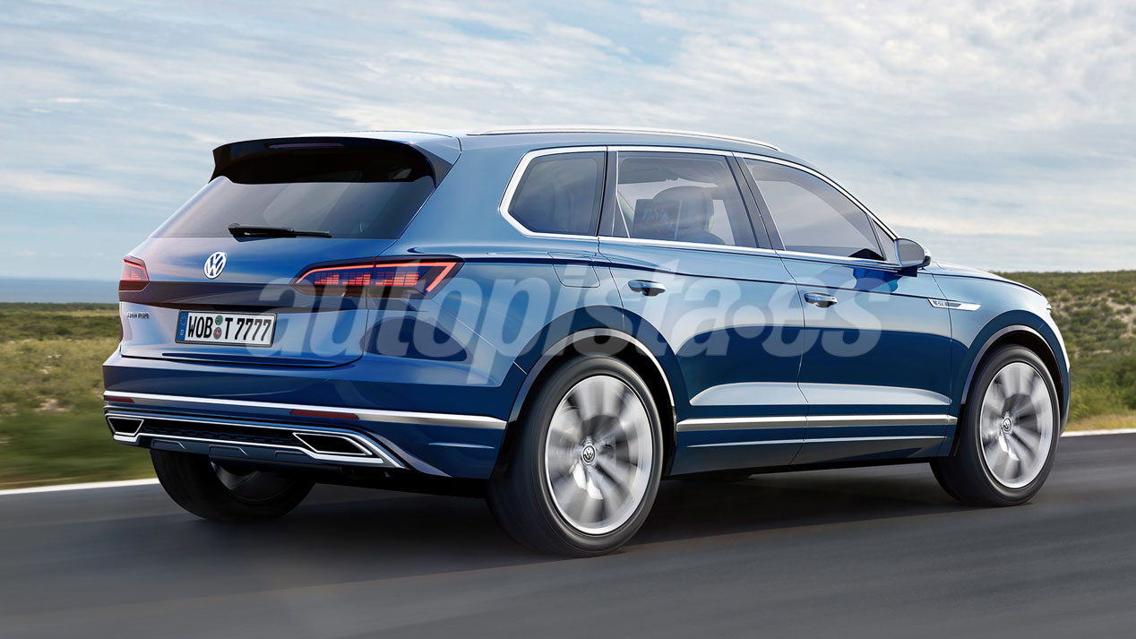 Así serán los SUV grandes y de lujo del futuro