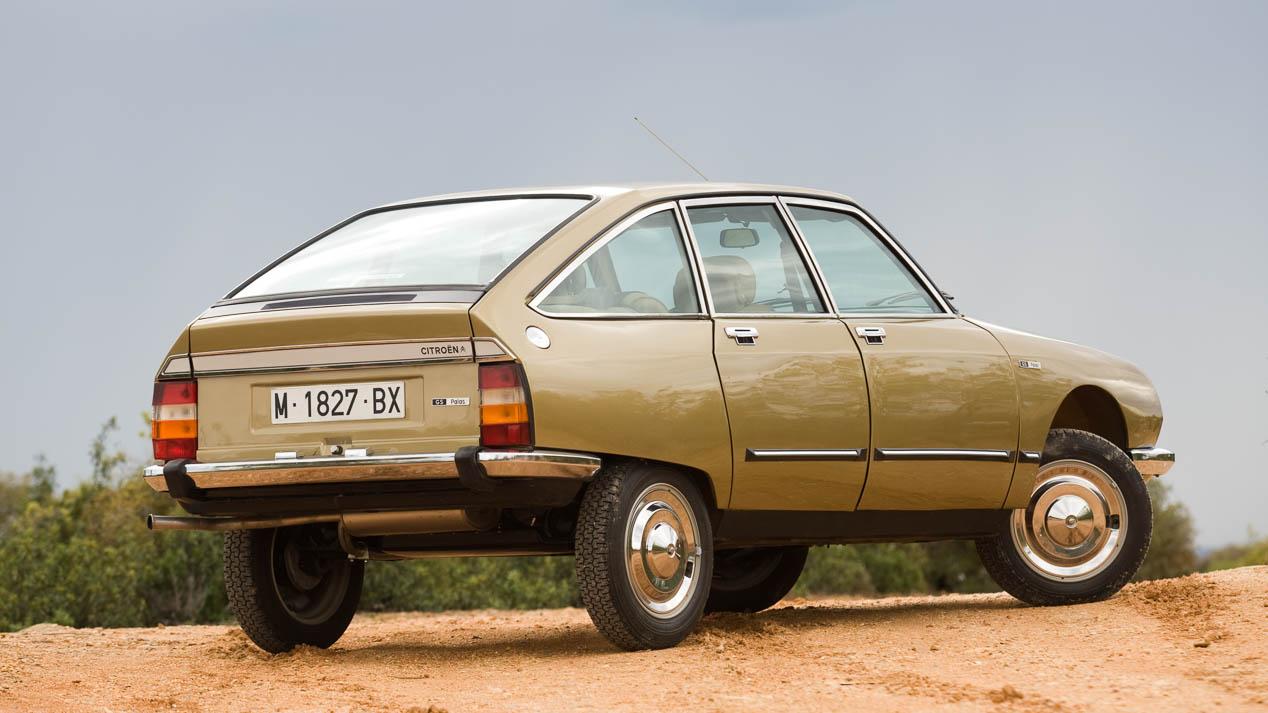 Citroën GS, un coche de leyenda de los años 70