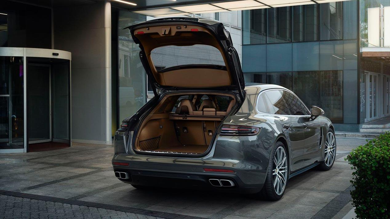 Porsche Panamera Sport Turismo, la berlina más familiar de la marca