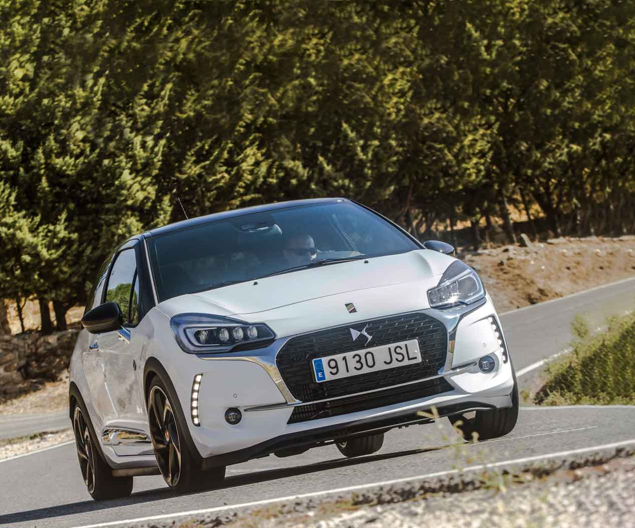 Probamos el DS 3 Performance, el GTI de DS