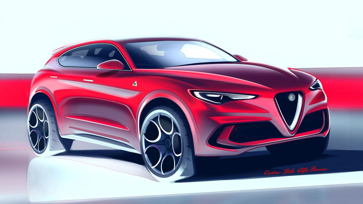 Alfa Romeo piensa en SUV para afrontar su futuro cercano