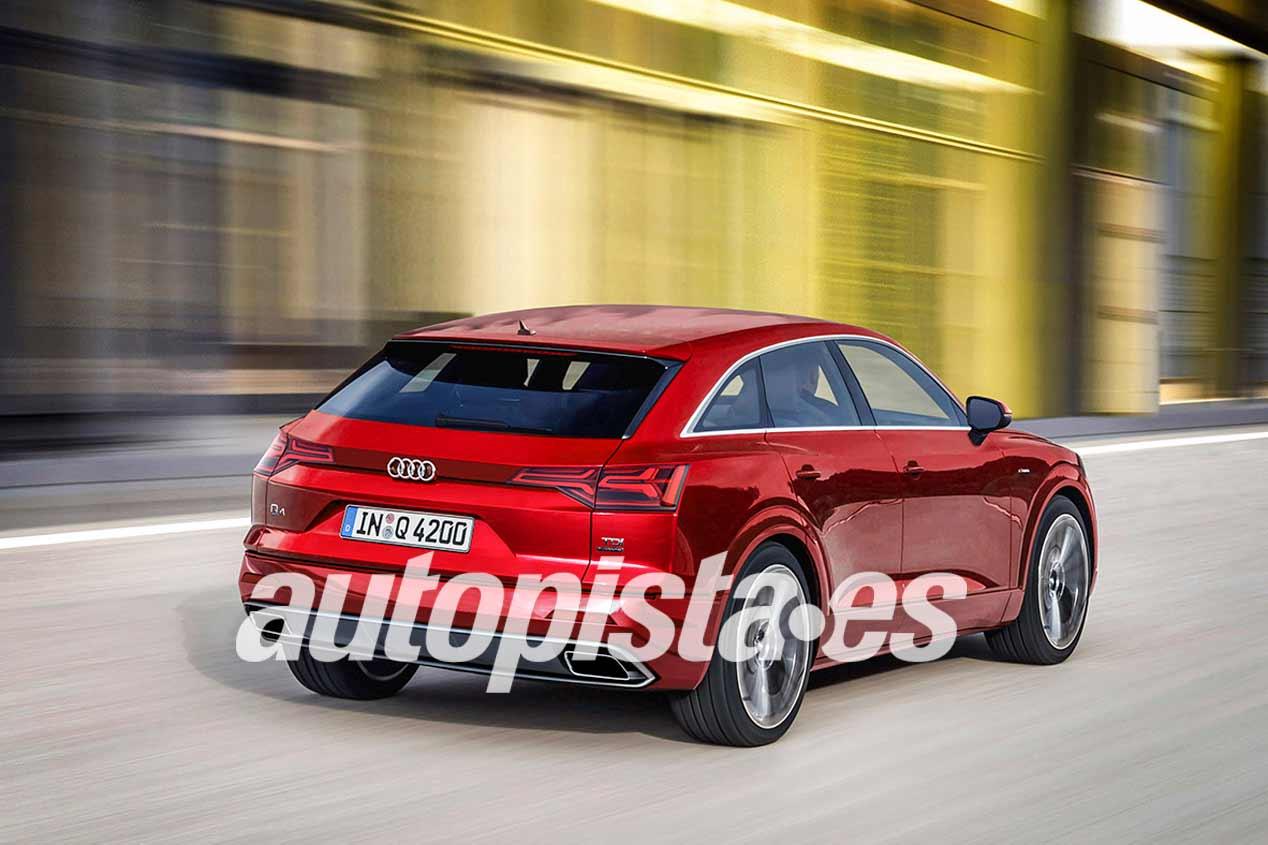 Los nuevos Audi que vienen, en fotos: A7, A8, Q4...
