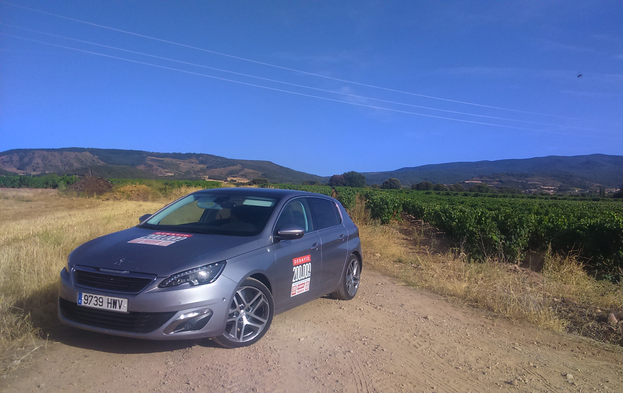 Prueba de 200.000 km del Peugeot 308 1.2 PureTech en fotos