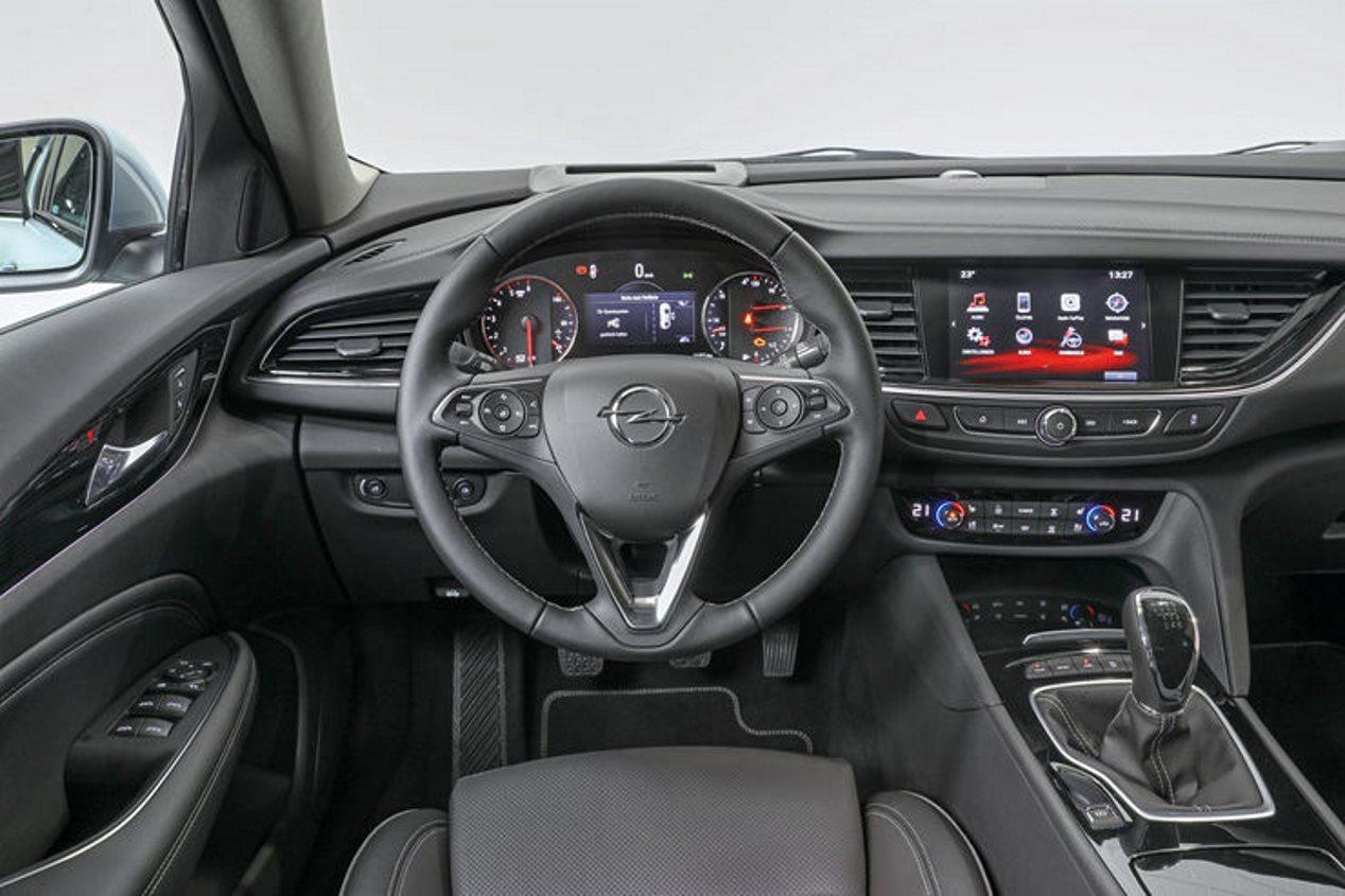 Opel Insignia Grand Sport frente a Audi A5 Sportback: ¿cuál es mejor berlina?