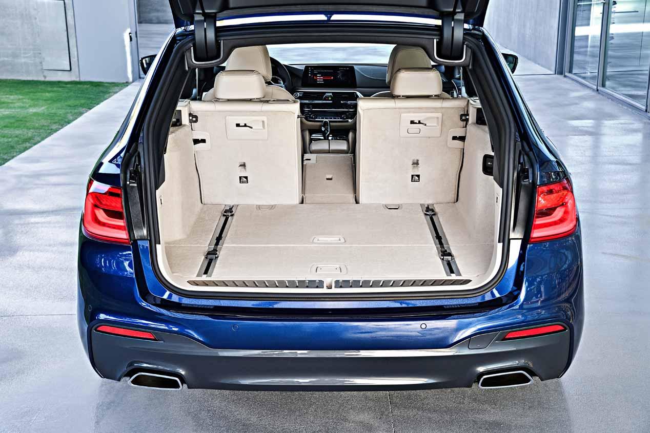 BMW Serie 5 Tourer 2017, nuevo familiar para la marca alemana