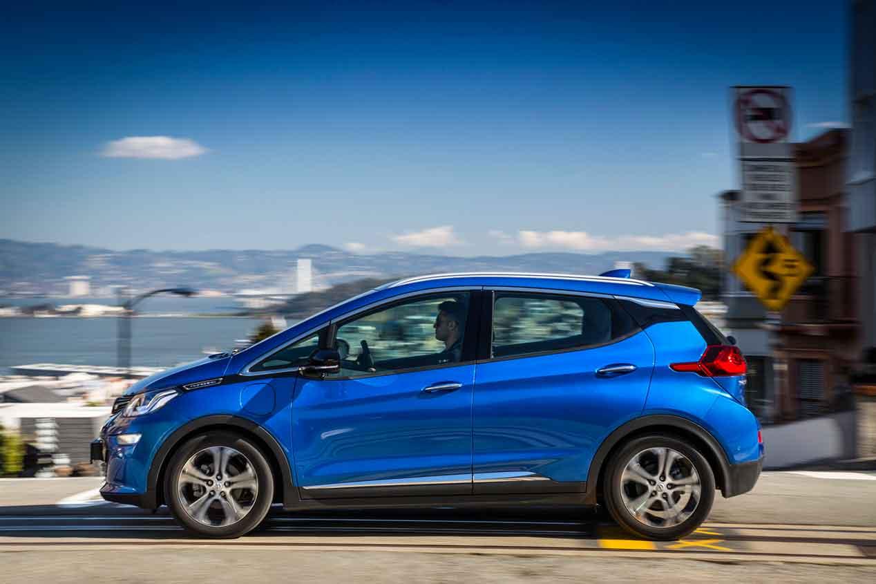 El futuro eléctrico de Opel