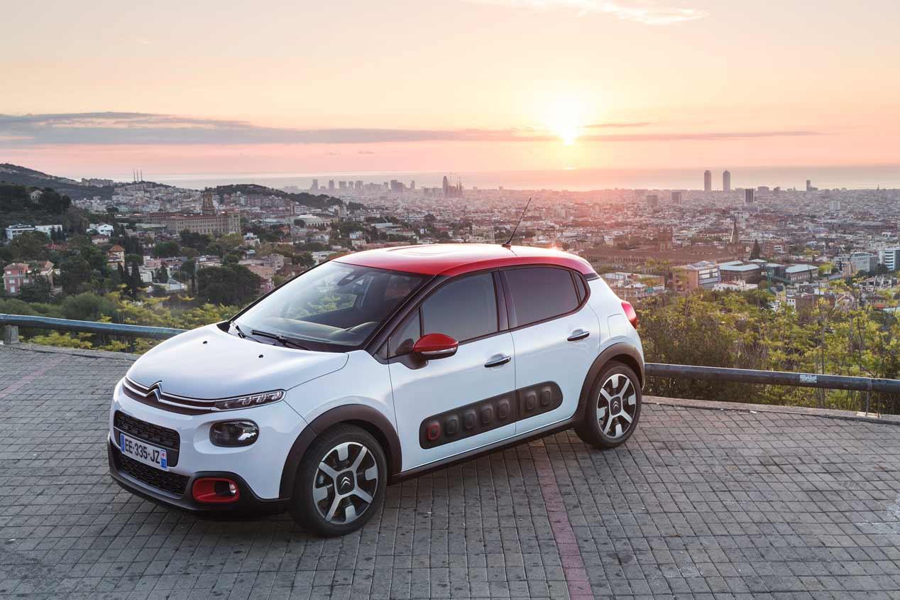 Citroën C3 GLP, ya a la venta en España