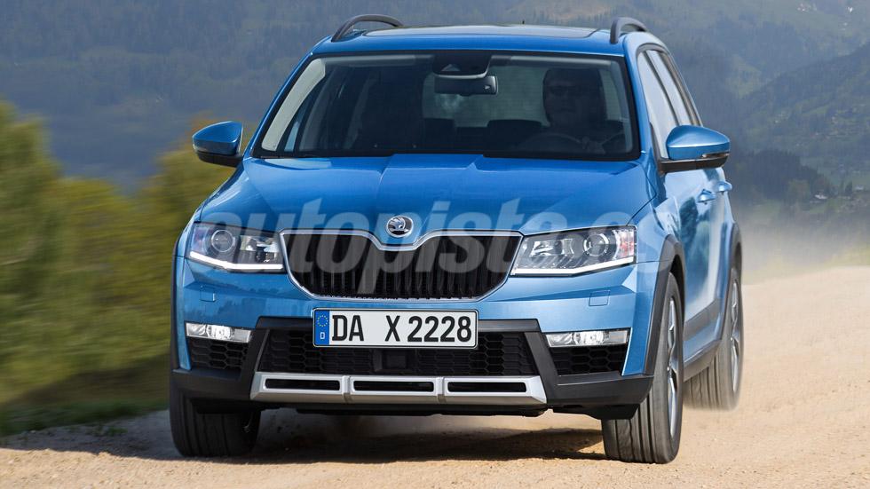 Skoda apunta al SUV para su expansión definitiva