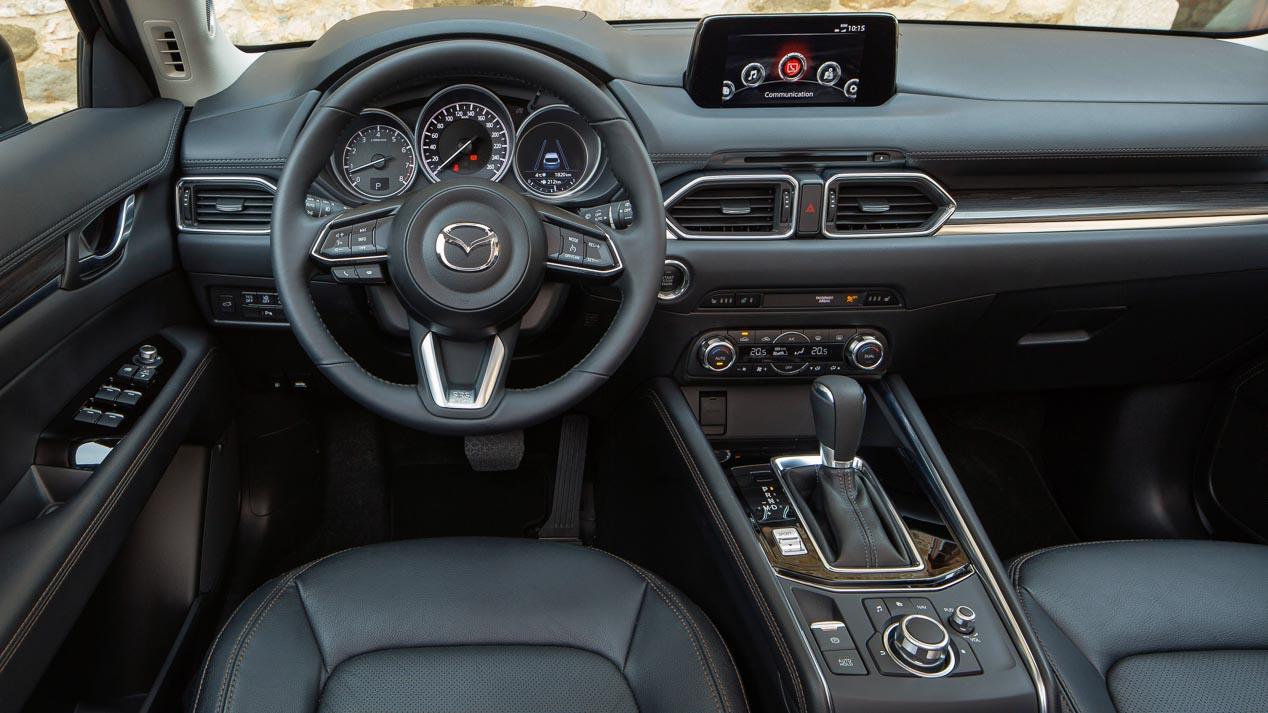 Nuevo Mazda CX-5
