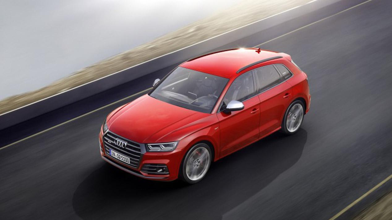 Audi tendrá más versiones RS de SUV en el futuro
