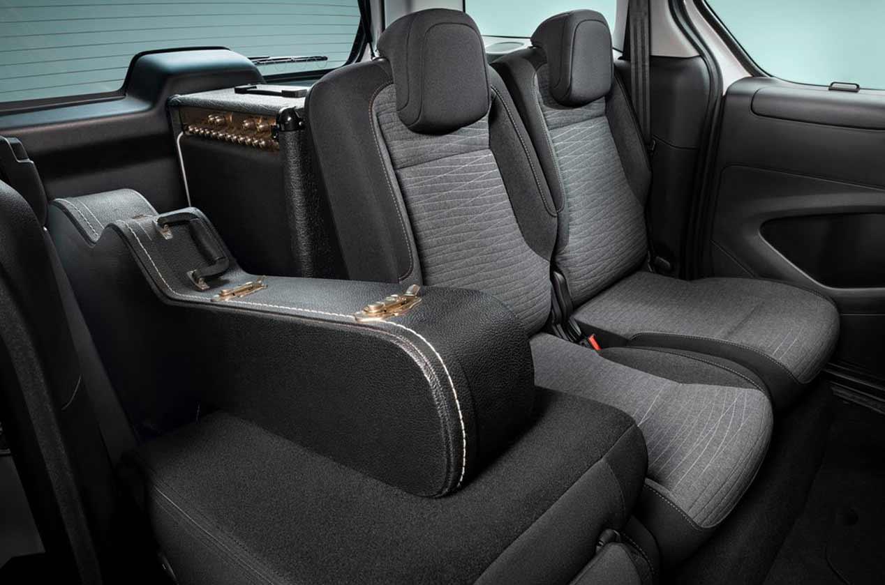 El Citroën E-Berlingo Multispace Eléctrico, en fotos