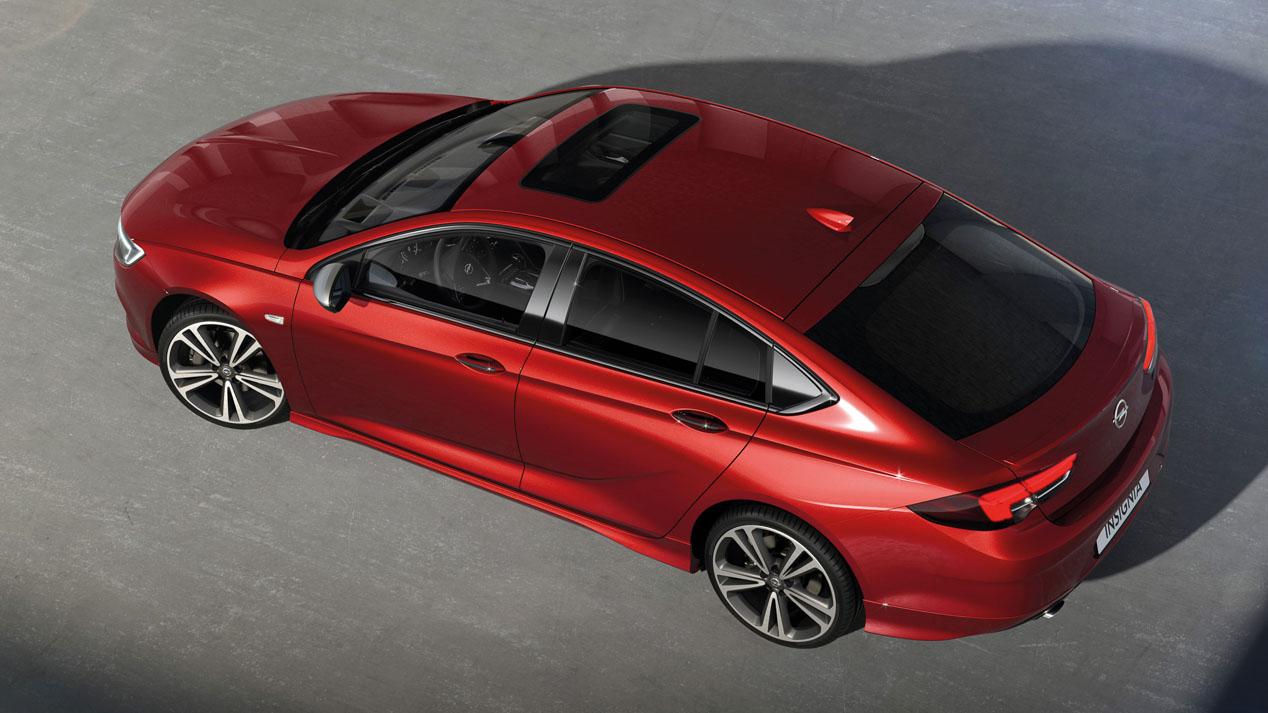 A prueba el nuevo Opel Insignia Grand Sports
