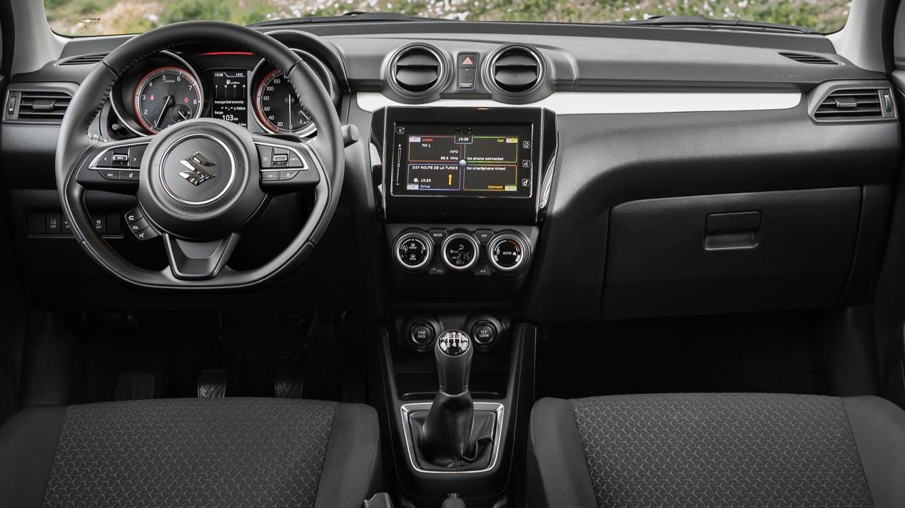 Suzuki Swift 2017: un utilitario con mucho estilo a prueba