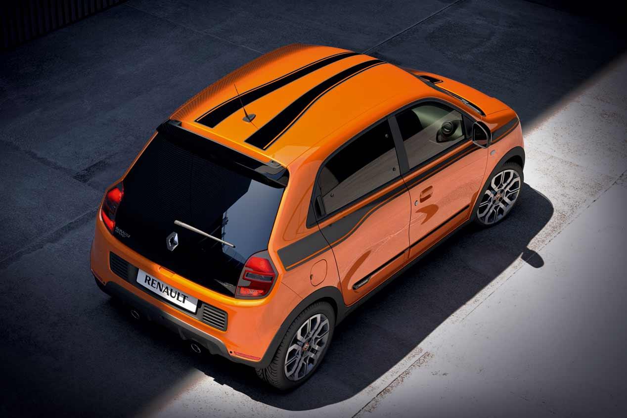 Nuestra prueba del Renault Twingo GT, en fotos
