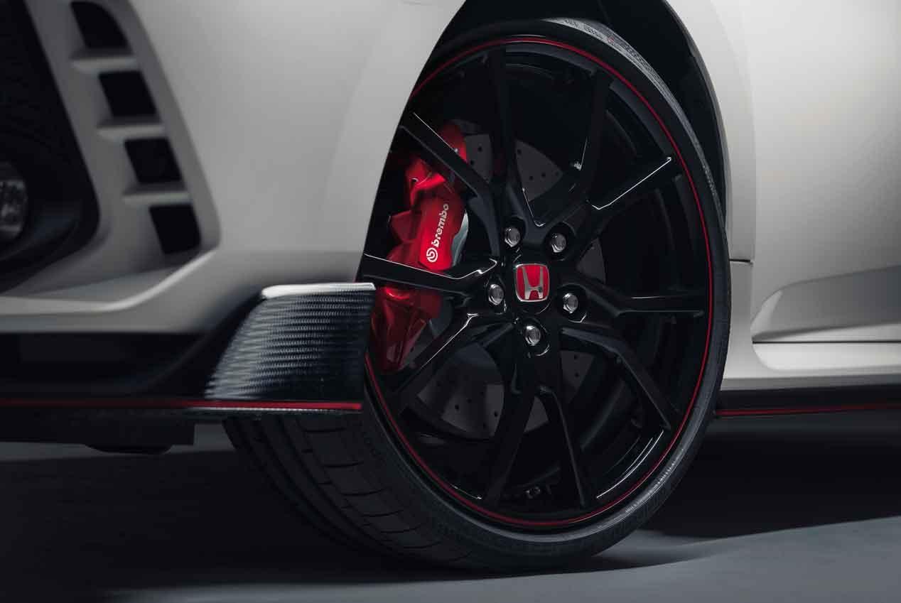 Nuevo Honda Civic Type-R 2017, un sonido brutal
