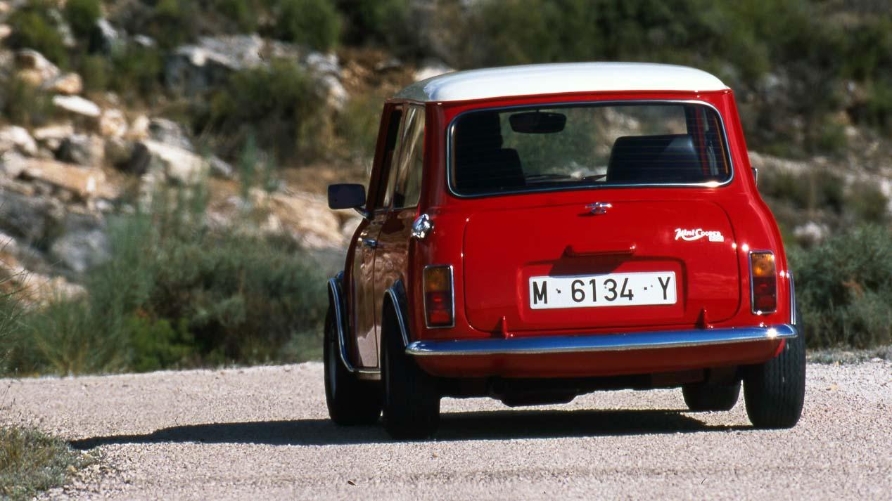 Mini Cooper 1300: la historia de un deportivo mítico