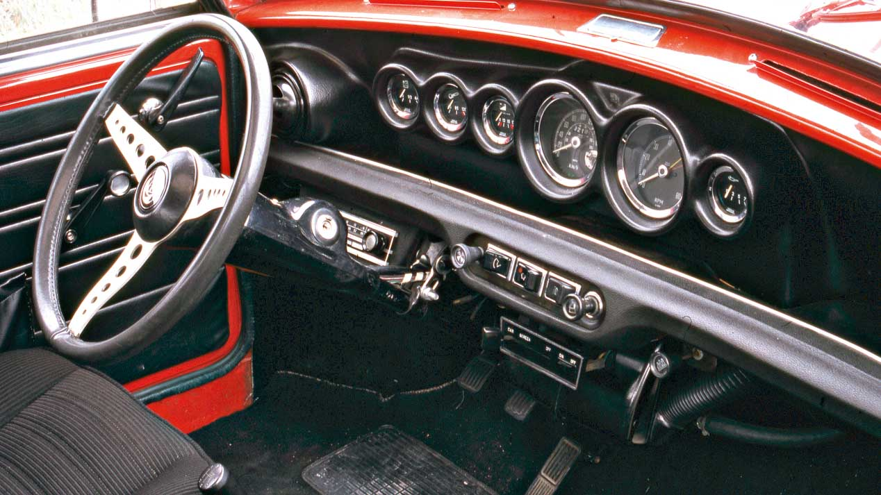 Coches para el recuerdo mini cooper 1300 coches - Mini clasico para restaurar ...