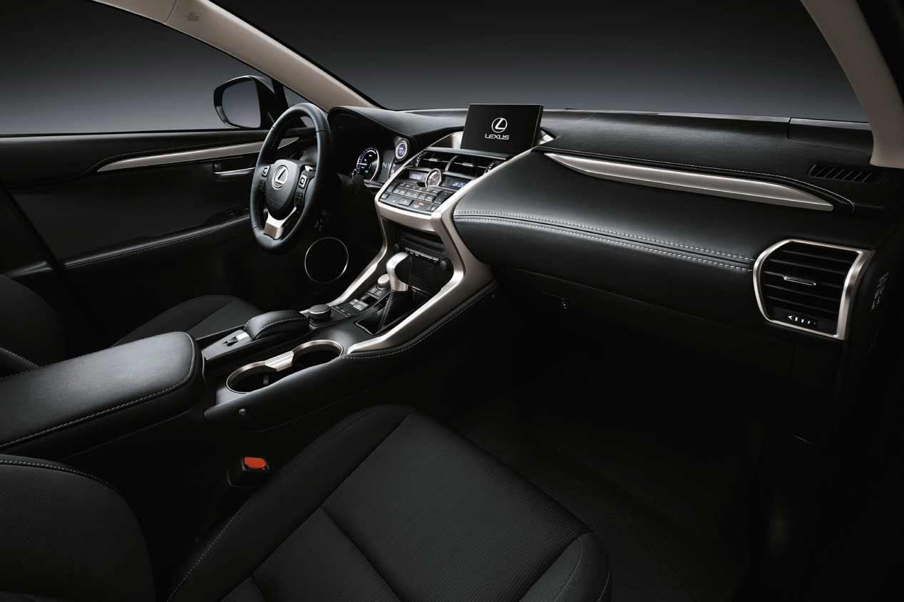 Lexus NX 300h Sport Edition en fotos
