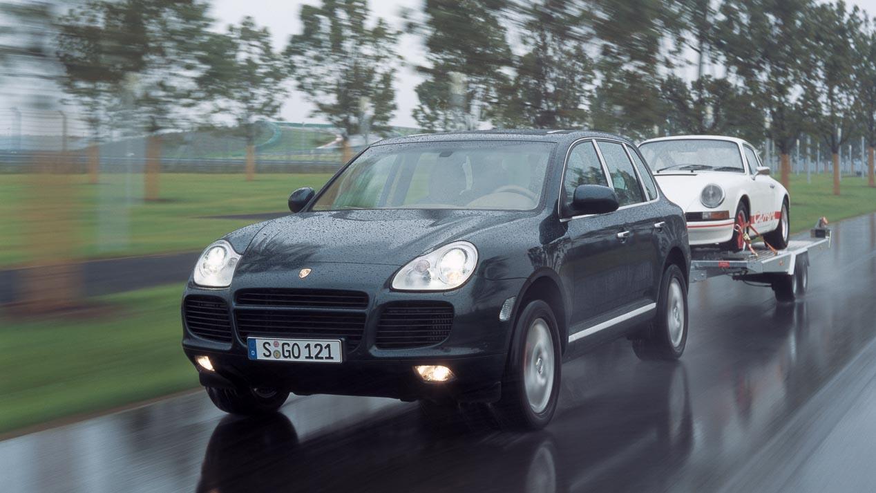 15 años del Porsche Cayenne: el primer todoterreno de la marca