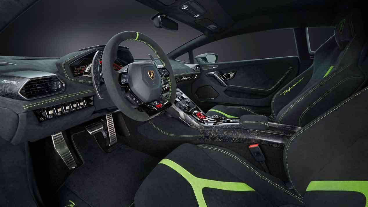 Lamborghini Huracán Polizia: el nuevo coche en el que patrullará la policía italiana