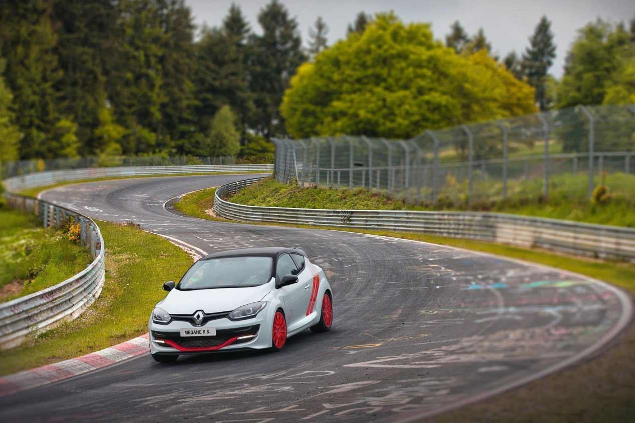 Renault Mégane R.S.2017: el Mégane más deportivo, dentro de poco