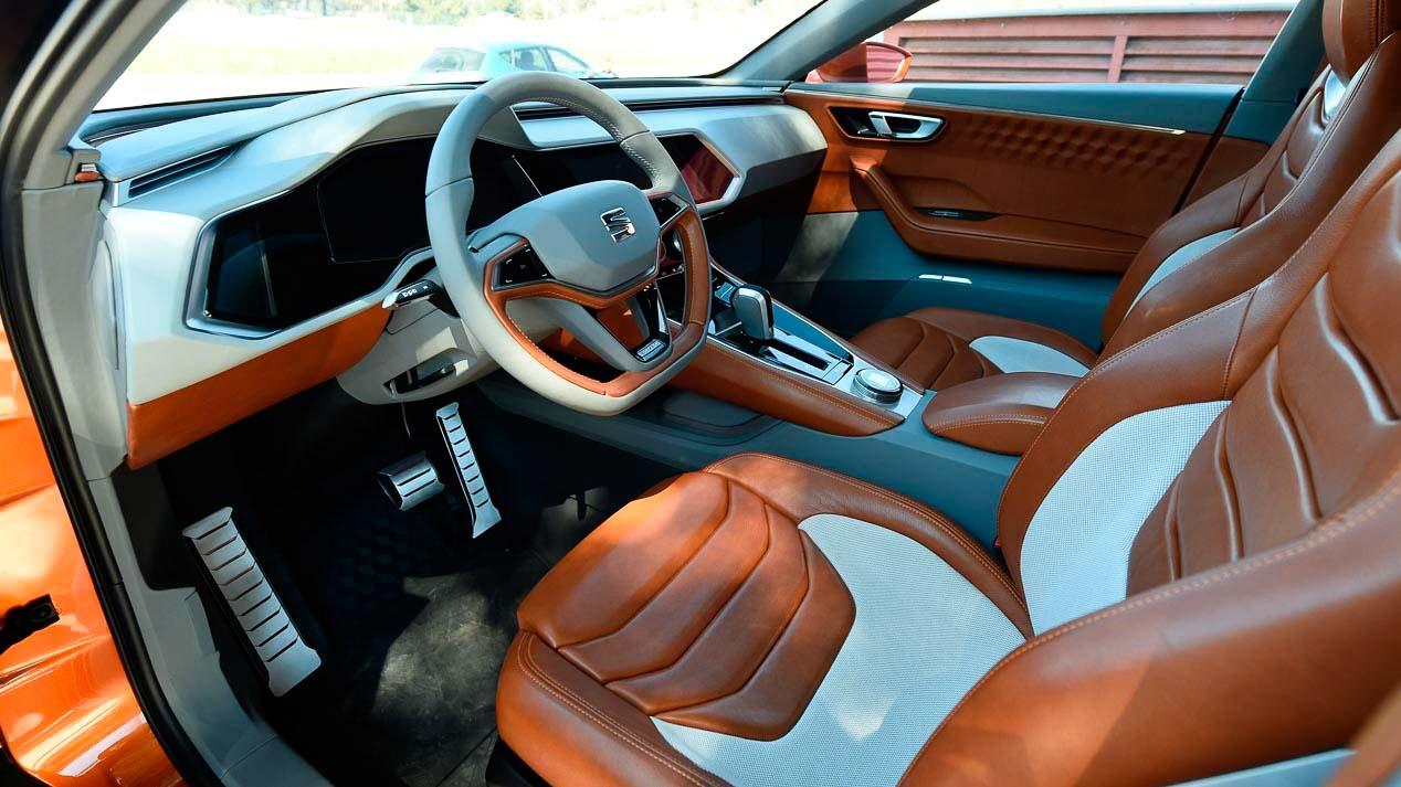 Los coches del futuro de Seat: SUV grande, Arona, un eléctrico...