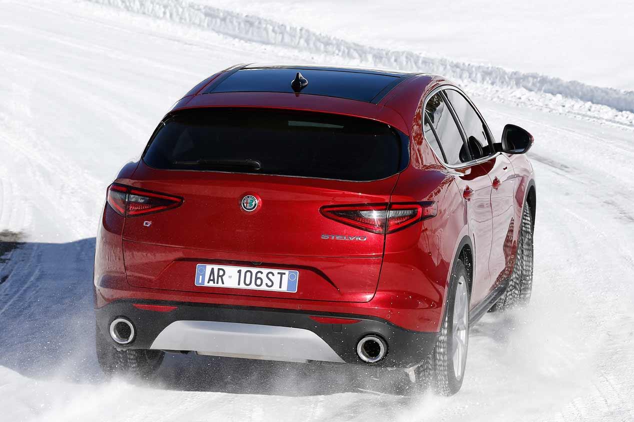 Llega el nuevo Alfa Romeo Stelvio 2.2 Diesel de 180 CV