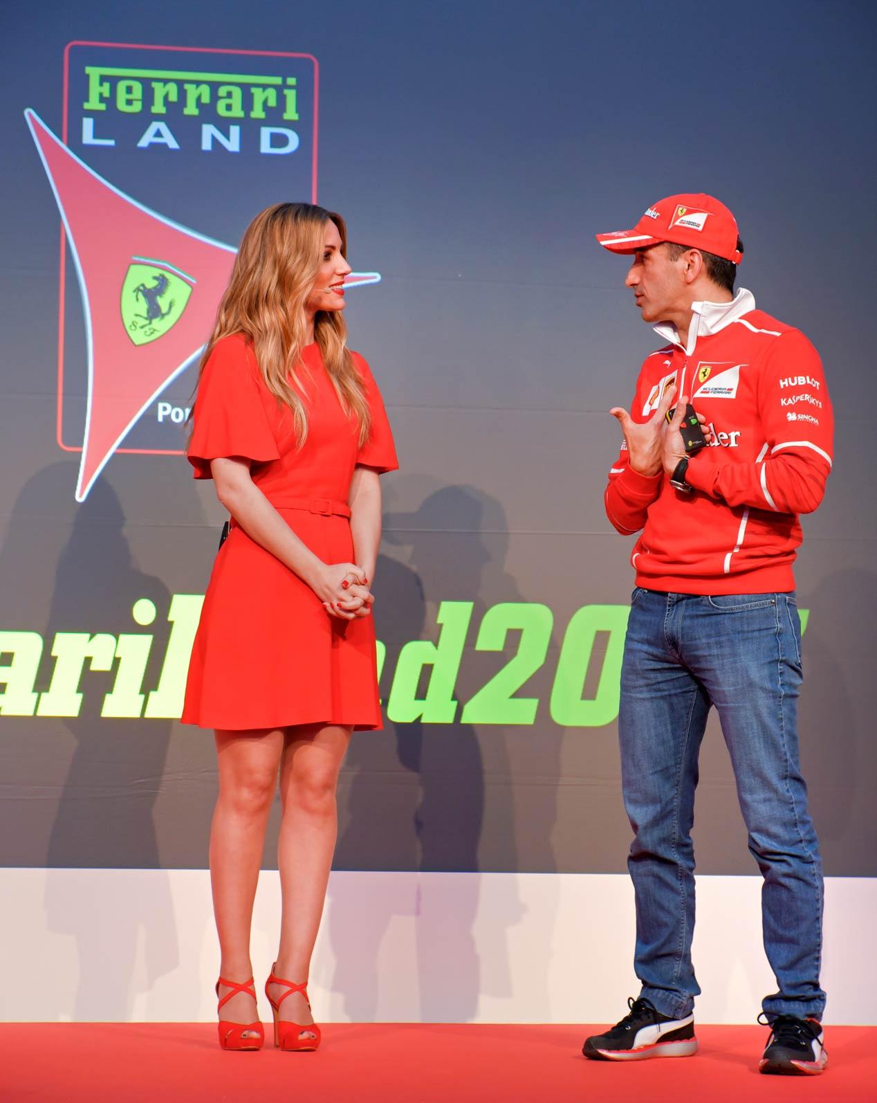 Ferrari Land abre sus puertas el 7 de abril