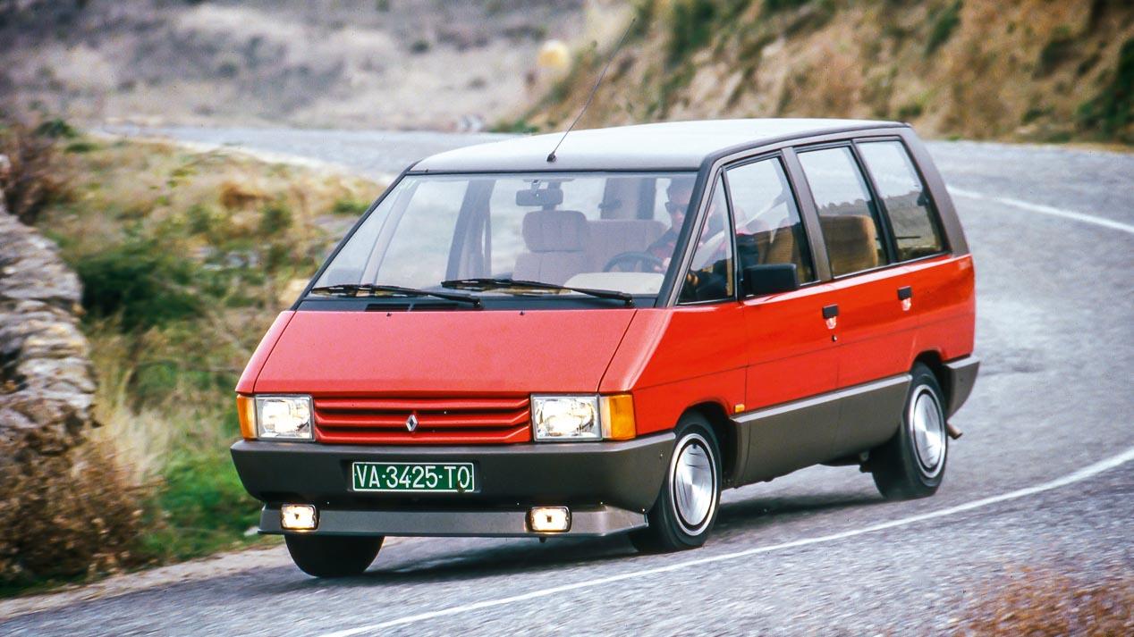 Renault Espace: el coche pionero de un idea familiar