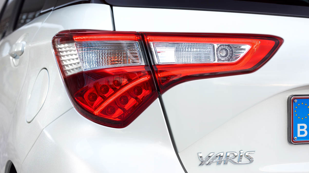 Toyota Yaris 2017, puesta al día y nuevo motor
